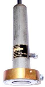 СГК-1. Общий вид датчика с магнитным прижимом