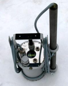 Cигнализатор прохождения очистного устройства «РЕПЕР-3В» исполнения «МДПС-3Р»